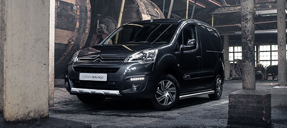 Citroën Berlingo Dark Edition